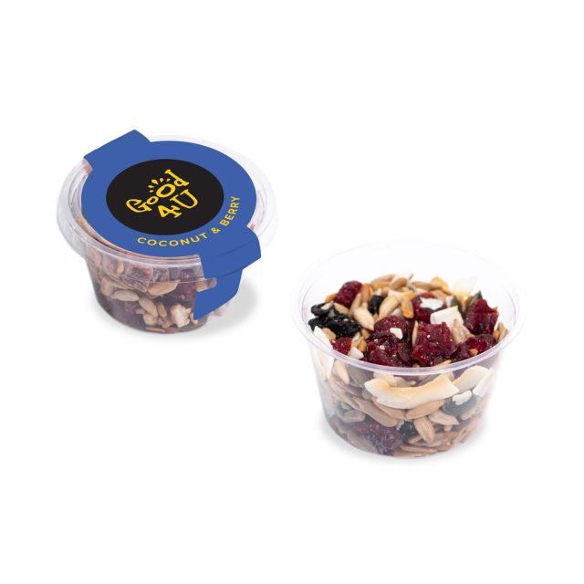 Eco Range – Eco Maxi Pot – Coconut & Berry Snacks