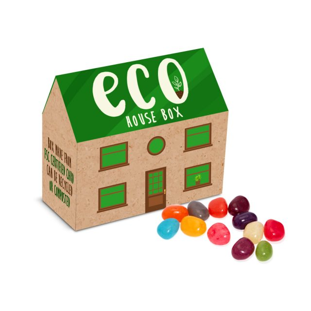 Eco Range – Eco House Box – The Jelly Bean Factory®