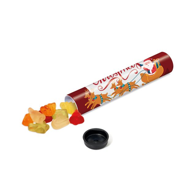 Christmas – Sweet Tube – Kalfany Christmas Fruit Gums
