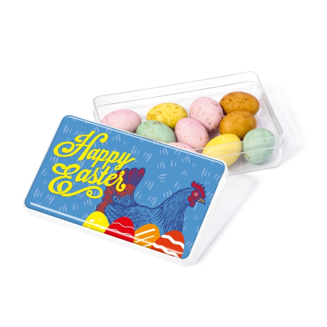 Easter – Maxi Rectangle Pot – Speckled Eggs