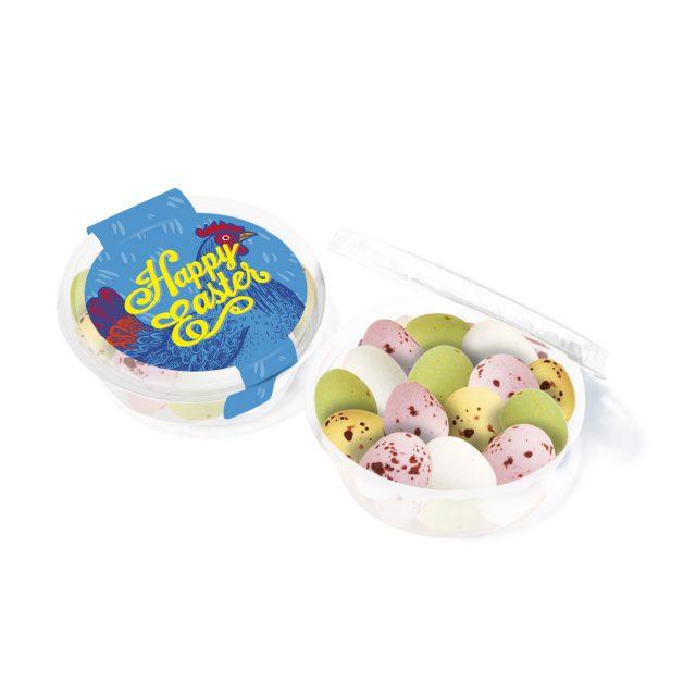 Easter – Eco Midi Pot – Speckled Eggs