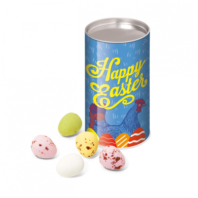 Easter – Small snack tube – Speckled Eggs