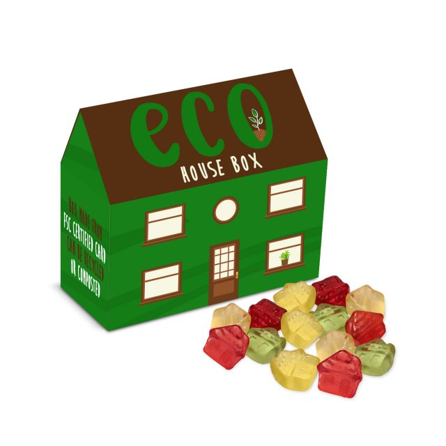 Eco Range – Eco House Box – Kalfany Fruit Gums