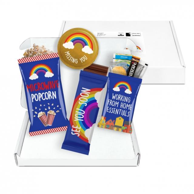 Postal Packs – Maxi Postal Box – x4 Items